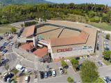 esterno Centro Commerciale Etrusco